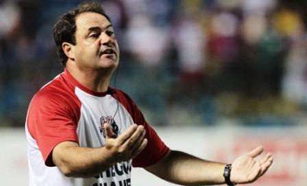 Vica perdeu o cargo de técnico do Fortaleza após a eliminação do time pelo Campinense (Foto: Arquivo/O POVO)