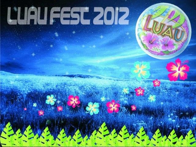 O LUAU FEST 2012 acontece no próximo sábado (29), no Requinte Recepções em Milagres. Participe!