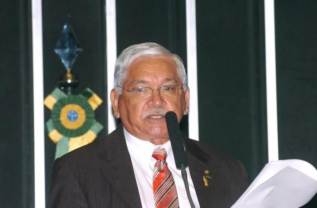 """""""Eu estou preocupado apenas é com a minha administração"""", diz Raimundão (Foto: Divulgação)"""