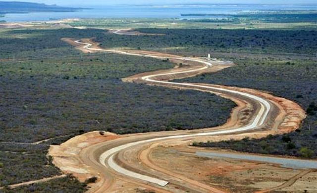 Cinturão das Águas: Recursos de R$ 619 milhões garantem avanço pelo Cariri