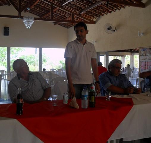 Mauro Macedo é pré-candidato a deputado federal (Fotos: Klébio Leite/Agência OKariri)