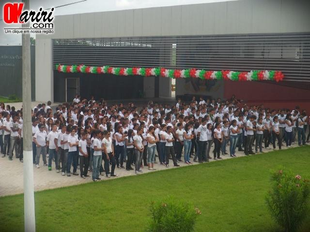 Festividades ocorreram por todo dia desta sexta-feira (Fotos: Klébio Leite/Agência OKariri)