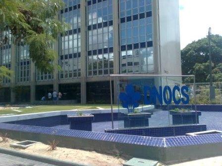 Sede do DNOCS em Fortaleza (Foto: Panoramio)