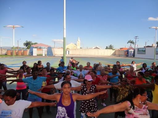 Milagres mobilizou 4,24% a mais da população do que a cidade de Caimito (Foto: Divulgação)
