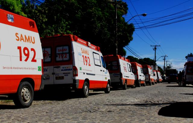 As ambulâncias são cedidas pelo Governo Federal aos municípios (FOTO: Teotônio Vilela/Flickr Creative Commons)