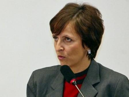 A ex-presidente do Banco Rural, Kátia Rabello (Foto: Agência Brasil)