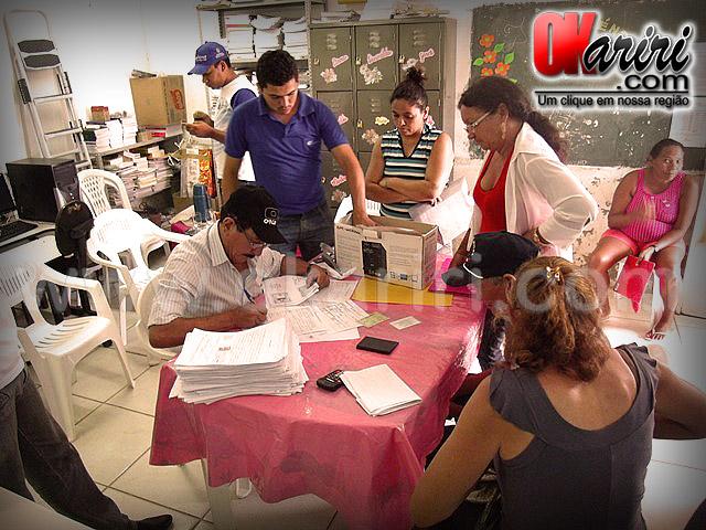 Inscrições para o Garantia Safra 2013/2014 prosseguem até o dia 30 de outubro (Foto: Wendell Fernandes/Agência OKariri)