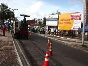 Imóveis valorizados por obras públicas serão taxados (Foto: Estacio Jr./Divulgação)