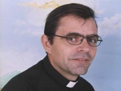 O padre Antônio Fernandes do Nascimento (Foto: Reprodução)