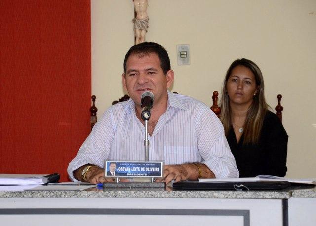 Mauriti-CE: O então vereador Mano Morais é declarado pré-candidato a prefeito