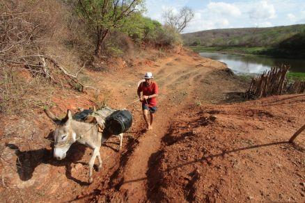 o Ceará é o estado mais bem preparado para lidar com outra seca (Foto: EDIMAR SOARES / O Povo)