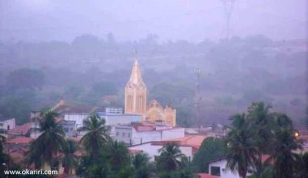 Chuva em Milagres-CE | Foto: Acervo OKariri