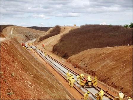 Missão Velha-CE: Trecho da Transnordestina  está ameaçado de parar; trabalhadores já estão sobreaviso