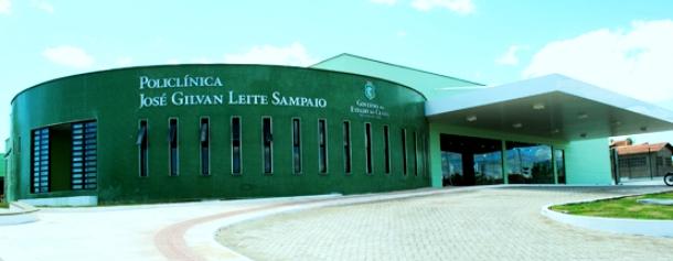 Políclinica de Brejo Santo- Ce   Imagem de Divulgação
