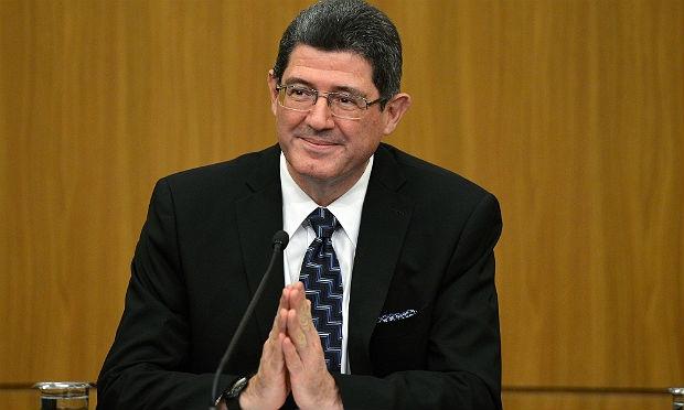 Joaquim Levy, anunciou medidas de aumento de tributos para reforçar a arrecadação do governo Foto: Wilson Dias/Agência Brasil