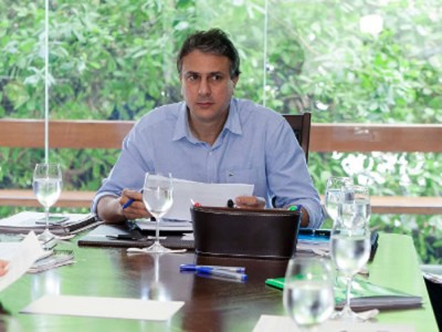 Camilo Santana, Governador do Ceará, eleito na eleição de 2014 |Foto: Divulgação