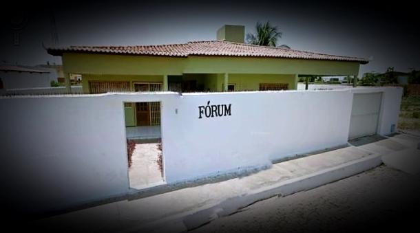 Forum de Milagres-CE | Foto Google Mapas