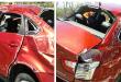 Há informações de que todos usavam cinto de segurança   Foto: Enviada Por Leitor Do OKariri
