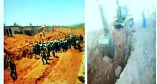 Trabalhador morre soterrado em obra de saneamento de casas no Ceará