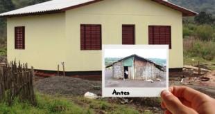 Porteiras-CE: Município recebe 50 unidades habitacionais