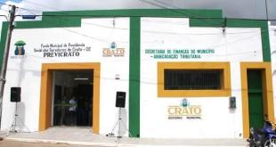 Relatório do PreviCrato aponta dívida de R$ 1 milhão