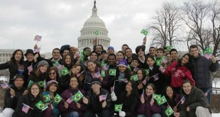 Orgulho! Cearense de Barbalha será um dos estudantes que viajarão aos EUA no programa Jovens Embaixadores