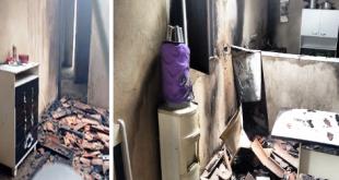 Penaforte-CE: Mulher incendeia casa por não aceitar o fim do relacionamento