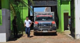 Detento tem o corpo queimado na Penitenciária Regional do Cariri