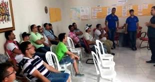 Mauriti-CE: Demutran realiza curso de qualificação para taxistas do município
