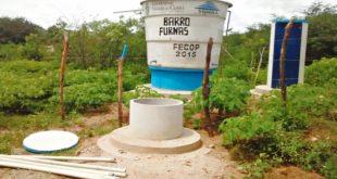 Barro-CE:  Furto de equipamento de abastecimento deixa 60 famílias sem água