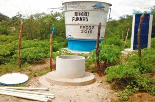 Cerca de 60 famílias dependeriam, exclusivamente, do equipamento para contar com água em suas residências | Foto: André Costa