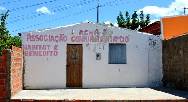 Fachada da sede da ACHB | Foto Agência OKariri