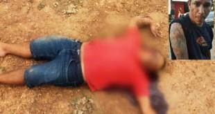 Penaforte-CE: Rapaz com passagens pela policia é assassinado próximo ao cemitério