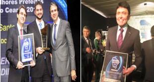 PPE diz que Guilherme Landim e Hellosman Sampaio estão entre os melhores prefeitos do Ceará
