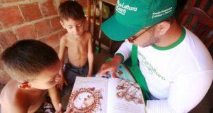 Agentes de Leitura para Abaiara; Mauriti; Porteiras e mais 33 municípios