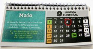 Atenção! Eleitor poderá regularizar situação até 4 de maio; Saiba mais