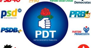 Cid Gomes participa de encontro do PDT em Milagres para oficializar pré-candidaturas a prefeito, vice-prefeito e vereador