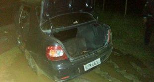 Missão Velha-CE: Depois de assalto, PM é avisada, age rápido e encontra veiculo de fuga