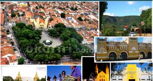 Parabéns! Crato completa hoje 252 anos. O município tem lugares onde se misturam história riqueza cultural e belezas naturais.