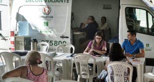 """""""Decon Viajante"""" atendeu a população de Brejo Santo, Mauriti e Barbalha"""