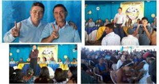 Barro-CE: Em convenção PSDB confirma o Dr. George Feitosa candidato a prefeito