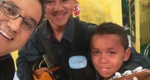 Aurora-CE: Após participação na TV Record, Vitor e Lucas farão show neste sábado