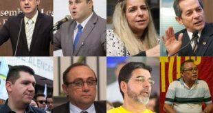 Candidatos a prefeito de Fortaleza (Foto: Diário do Nordeste)