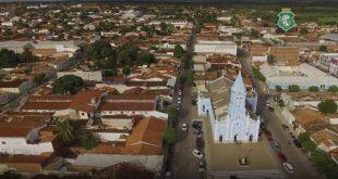 Mauriti recebe homenagem do Governo do Ceará (Foto: Reprodução vídeo Governo do Estado