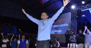 Lielson Landim é o novo prefeito de Milagres (Foto: Reprodução)