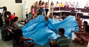 Apresentação do Grupo de Dança da Associação de Pais e Amigos (APAE) – Crato. (Foto : divulgação TJ-CE)