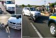 As informações dão conta de que o motorista do Gol, não parou para prestar socorro   Foto: OKariri