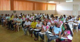 Treinamento dos Agentes Comunitários de Milagres / Foto: Jânio Xavier