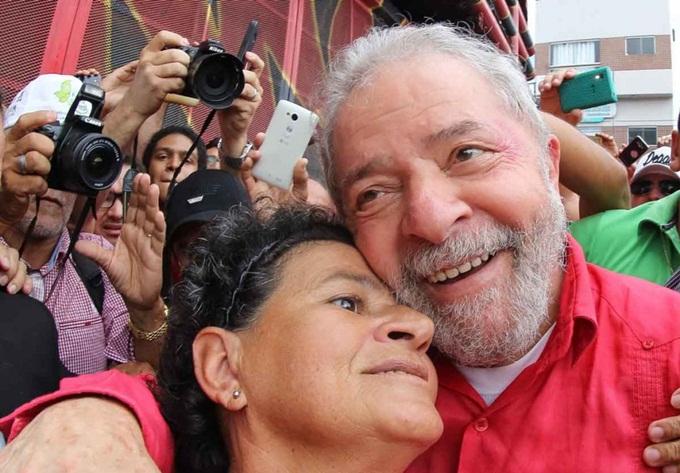 Lula mais votado