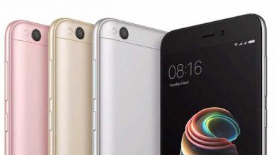 smartphone Redmi 5A-Xiaomi
